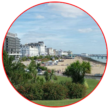 Eastbourne Seafront B&B services